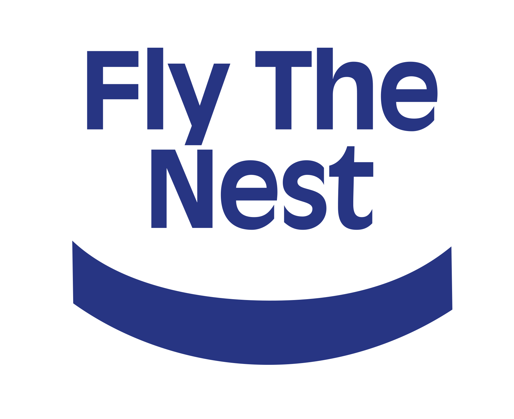 fly the nest logo